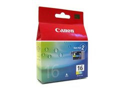 Картридж Canon BCI-16 Color Twin Pack